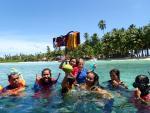 ke koralovy utesum