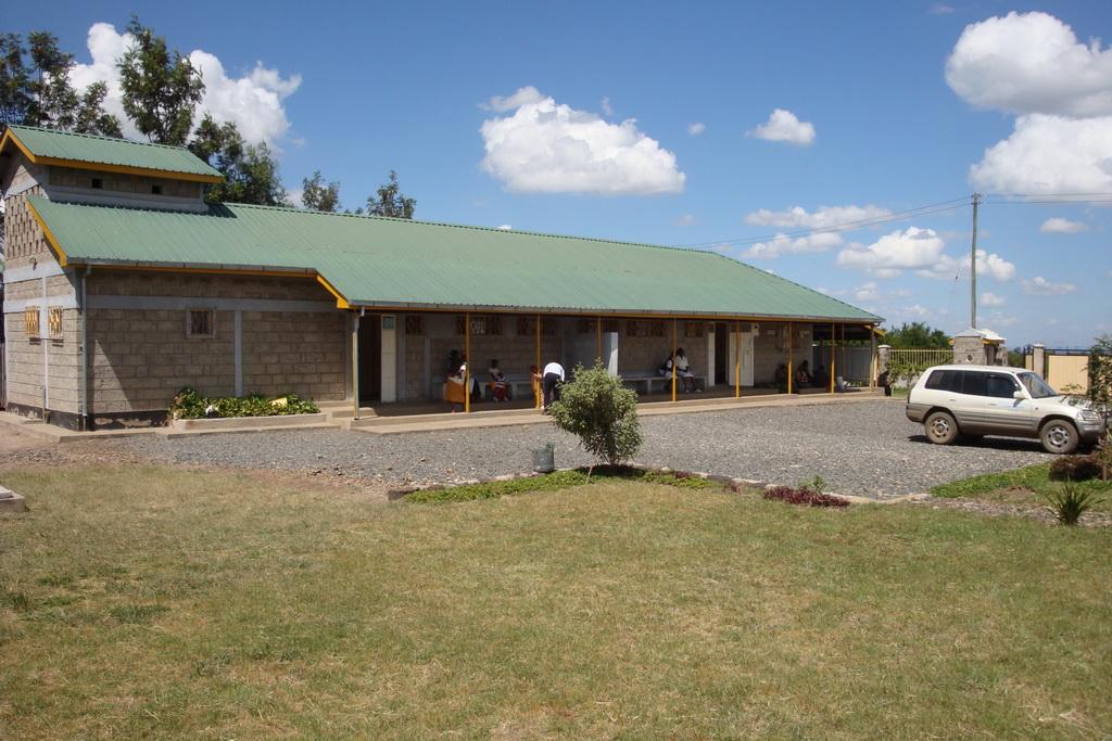 Keňa datovania pohľad
